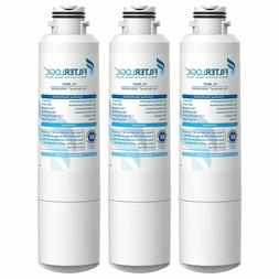 3 Pack Filterlogic Refrigerator water filter Replacement for