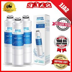 Water Filter Replacement With Samsung RF265BEAESR Refrigera