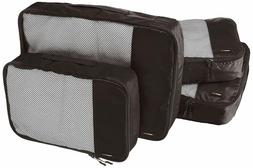 AmazonBasics 4 Piece Packing Travel Organizer Cubes Set - 2