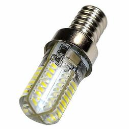 E12 Candelabra Base 64-LEDs Bulb for Kenmore / Sears Refrige