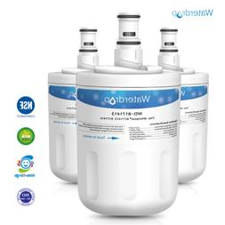 Fits 8171413 Replacement Refrigerator Water Filter 3 PACK by