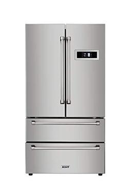 Thor Kitchen Automatic Ice-maker, 36inch Refrigerator with C
