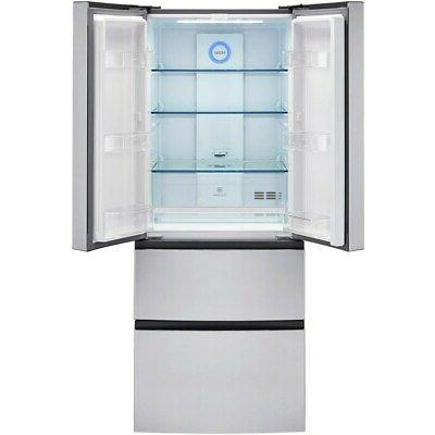 Haier 14.97-cubic foot 4-door French