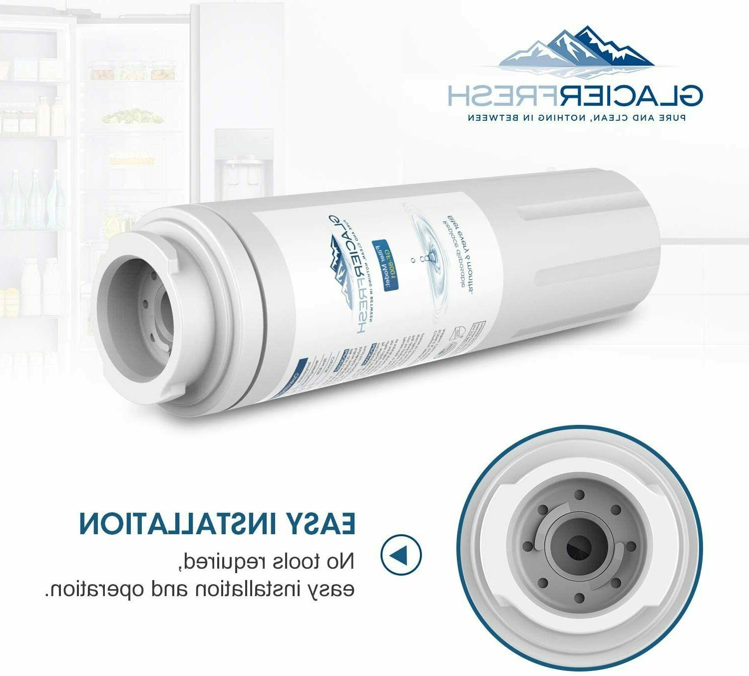 Refrigerator Water Filter Compatible with