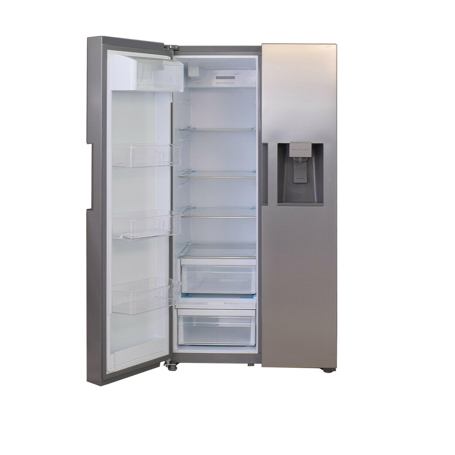 Counter Depth French Door Refrigerator Freezer Side-by-Side
