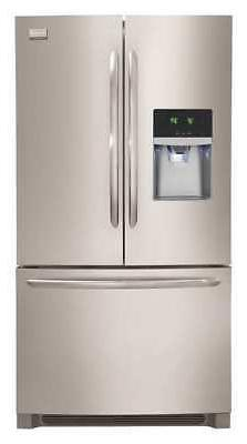 Frigidaire French Door Refrigerator, French Door, 27.8 cu. f