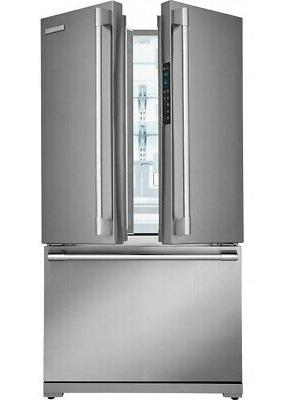 """Electrolux Icon PRO E23BC69SPS 36"""" Stainless French Door Refrigerator NEW"""