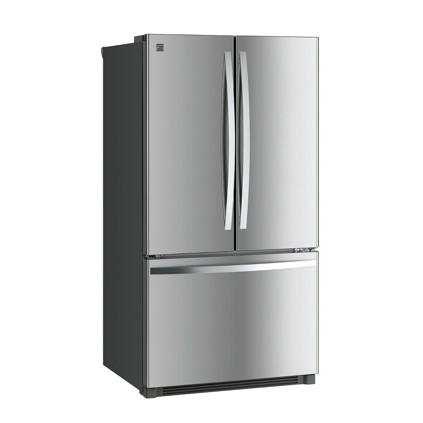 kenmore 73025 26 1 cu ft french