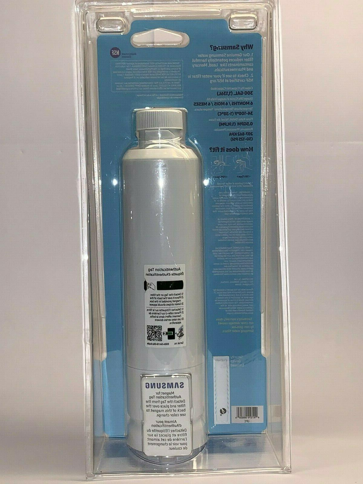Replacement Filter Samsung Side-by-Side Refrigerator