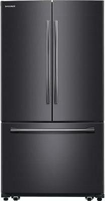 Samsung RF261BEAESG 36 Inch French Door Refrigerator with 25