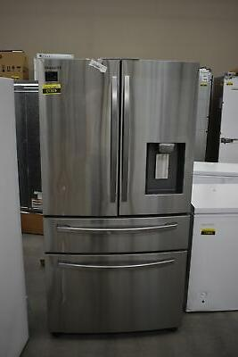rf28r7201sr 36 stainless french 4 door refrigerator