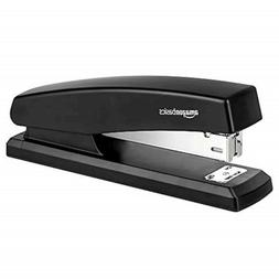 AmazonBasics Office Stapler with 1000 Staples - Black DLSP-0