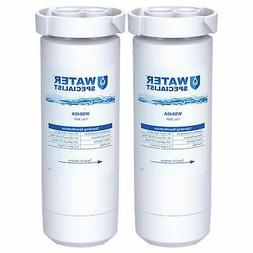 Refrigerator Water Filter Replacement 2 Pack for Samsung Fre