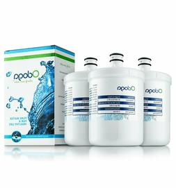 Odoga Replacement Water Filter for Refrigerator Model LG LFX
