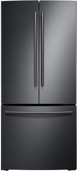 Samsung RF220NCTASG 30 Inch French Door Refrigerator with Ic
