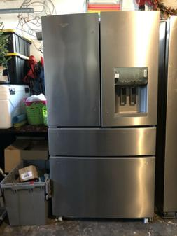 wrx735sdbm stainless steel 25 cu ft french